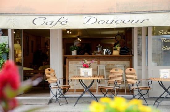 Café Douceur  - devanture -   © ronnelle
