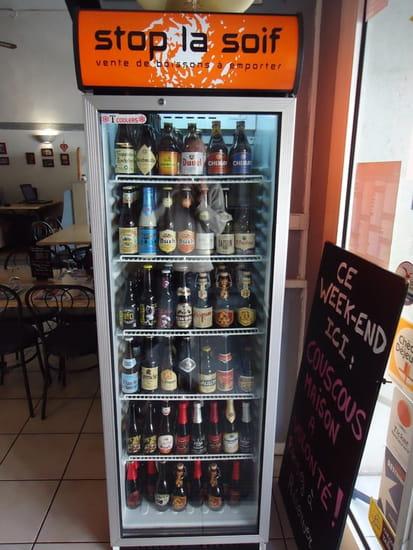 L'Envers  - Frigo à bières -