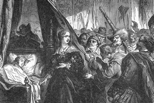 La Fronde: de la révolte parlementaire à celle des princes