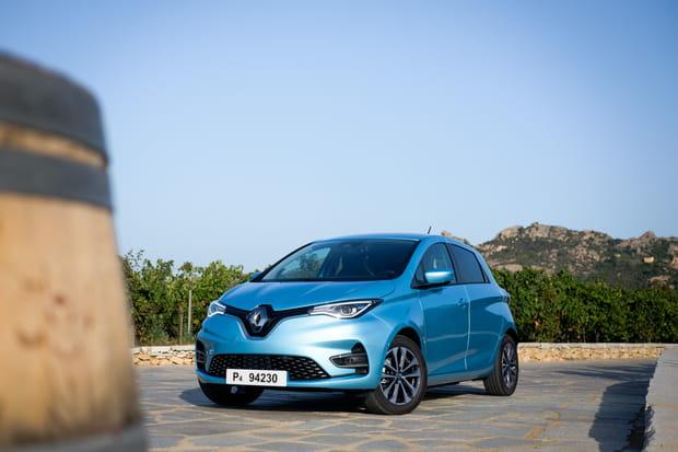 Essai de la nouvelle Renault Zoé: plus d'autonomie et plus d'espace?