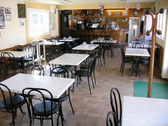 A la Boule du Petit Montmartre  - Voila une partie du restaurant -