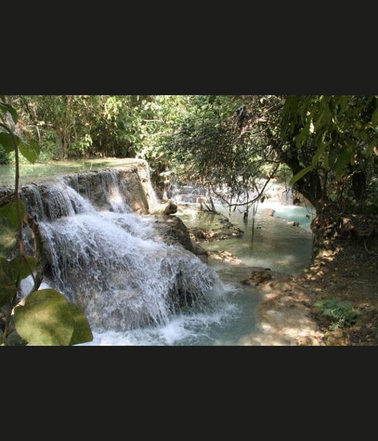 Cascades de Kouang Sy