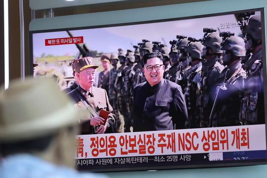 Corée du Nord: la terreur des Japonais réveillés par un tir de missile