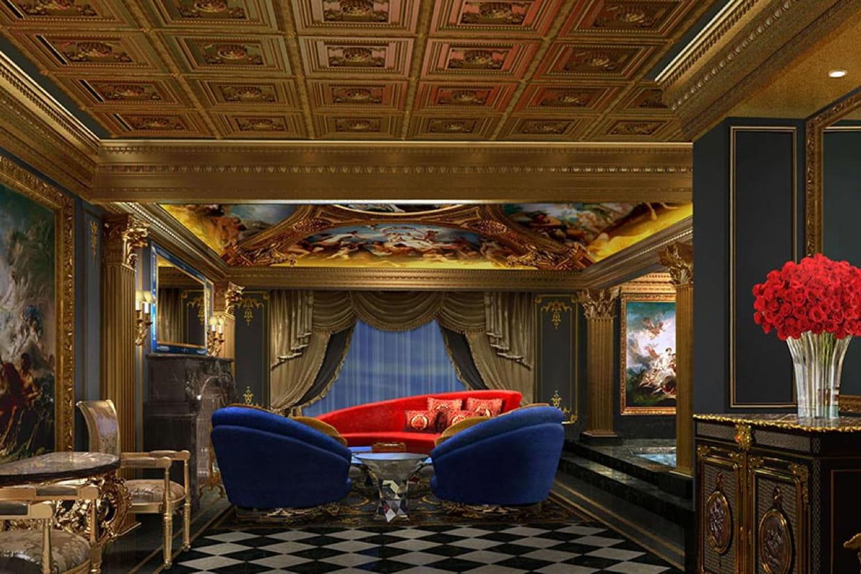 The xiii macao visitez l 39 h tel le plus cher et le for Moteur recherche hotel pas cher
