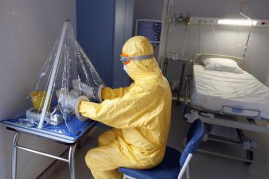 """Virus Ebola: en France, descas bientôt, desmorts """"peut-être"""""""