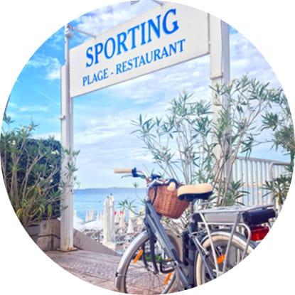 Sporting Plage  - Sporting Plage -   © Sporting