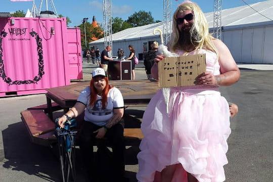 Hellfest: un festival de toutes les extravagances