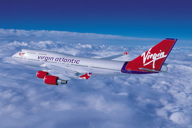 N°6 : Virgin Atlantic Airways