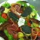 Entrée : L'Olive  - Assiette provençale  -