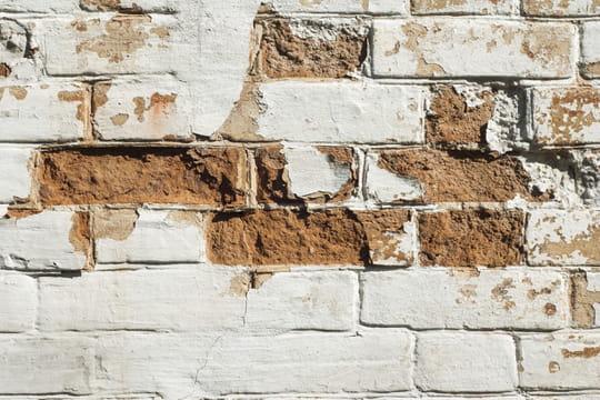 Changer une brique endommagée