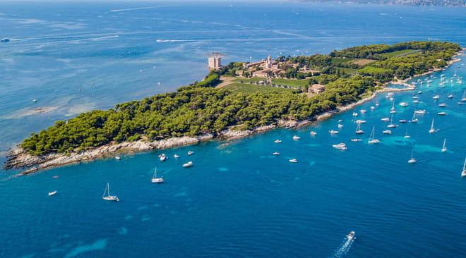 Île Sainte-Marguerite: visite, plages, restaurant, le guide