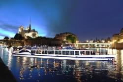 Paris en Scène - Dîner Croisière