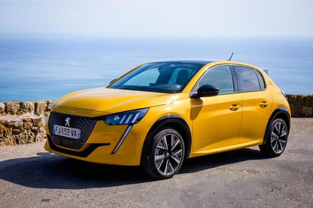 Essai de la nouvelle Peugeot 208: la star de l'année?