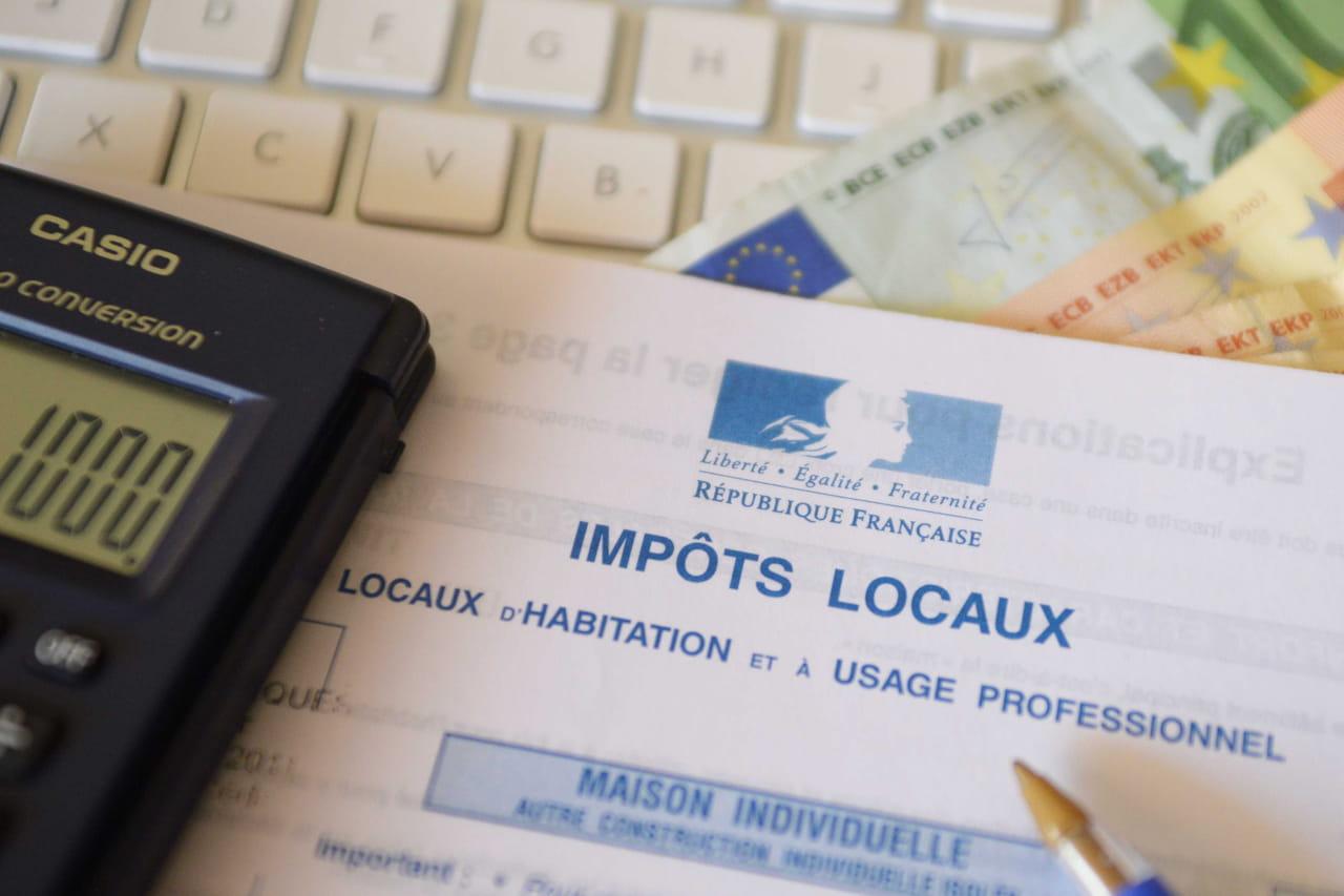 Impôts locaux2021...