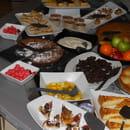 L'Horloge  - le buffet de desserts -