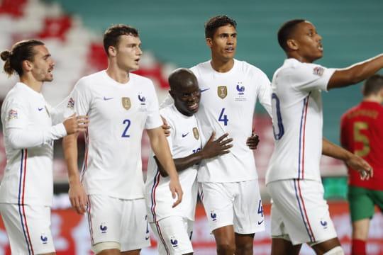 Portugal - France: les Bleus au rendez-vous, le résumé du match en vidéo