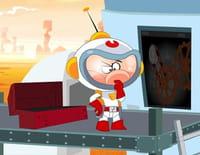 P'tit Cosmonaute : Minos au ralenti