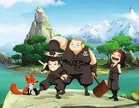 Mini ninjas : Recherche Dakko désespérément