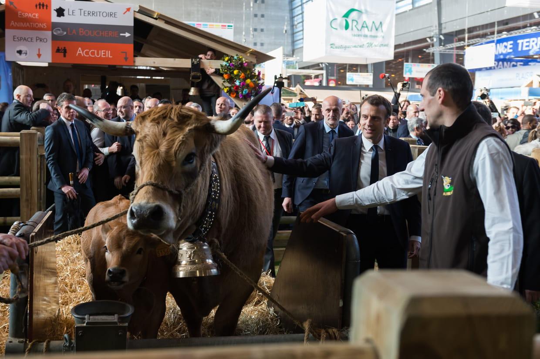 Salon de l 39 agriculture 2018 tout ce qu 39 il ne faut pas - Salon agriculture tarif ...