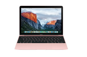 MacBook: une nouvelle couleur et des performances boostées