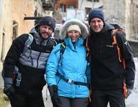 Nos terres inconnues : Rendez-vous dans le Queyras avec Cécile Bois et Raphaël Lenglet