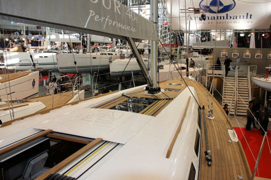 Dufour 40 e for Salon nautique barcelone