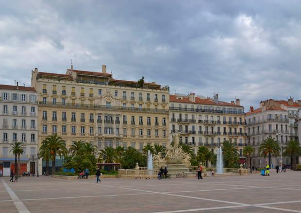 Résultat élection européenne Toulon