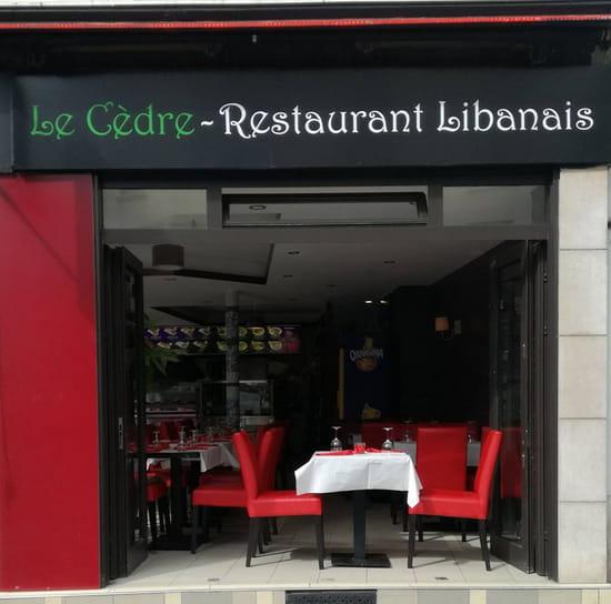 Restaurant : Le Cèdre Oriental  - le cèdre resto -   © le cèdre