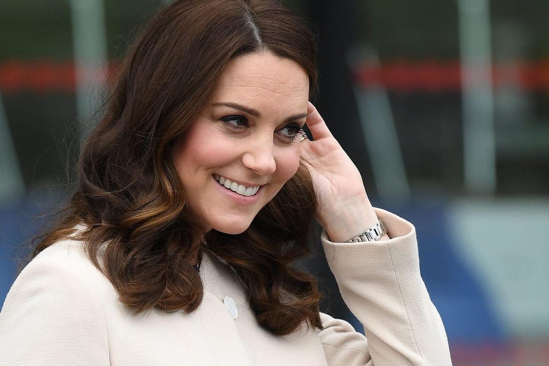 Pour l'accouchement de Kate Middleton, une équipe de 20 personnes mobilisée
