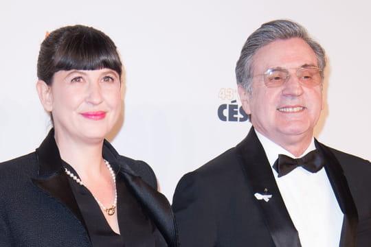 Daniel Auteuil: le bonheur avec sa femme Aude Ambroggi