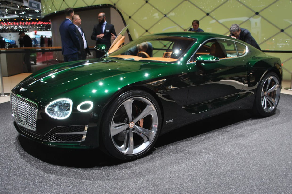 Bentley concept exp 10 speed 6 l une des grandes surprises for Interieur de voiture de luxe