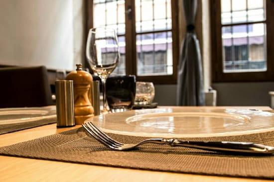 Restaurant : La bonne HUMM heure  - La Bonne Humm Heure  -