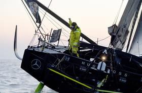 Vendée Globe: Alex Thomson est arrivé