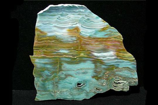 Carte 3D des fonds marins