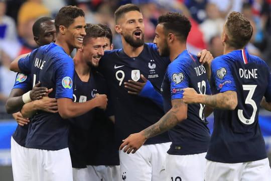 France - Andorre: victoire tranquille des Bleus, le résumé du match