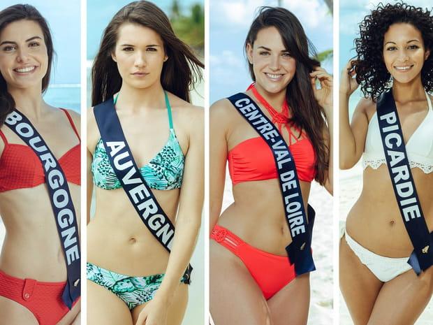 Découvrez les candidates de Miss France en images