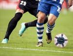 Football - Angers / Lyon