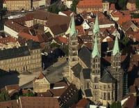 Vues d'en haut : Jardins et palais d'Allemagne