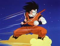 Dragon Ball Z : Une nouvelle épreuve pour Sangoku