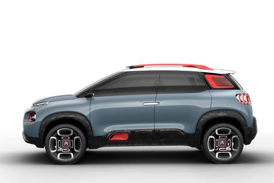 Nouvelle Citroën C3Aircross 2017: l'Aircross Concept exposé à Genève [photos, prix, date]