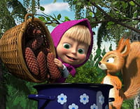Masha et Michka : Les carottes sont cuites