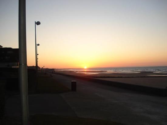 Le Biquet's  - un coucher de soleil -