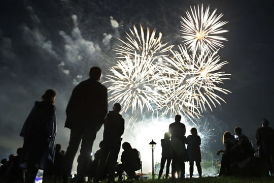 Saint-Cloud va tirer le plus grand feu d'artifice d'Europe