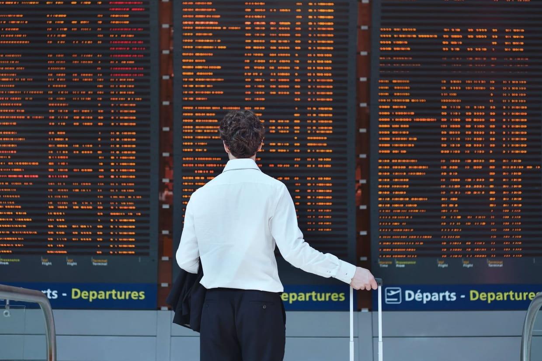 Trafic ferroviaire et aérien quasi normal prévu — Grève jeudi