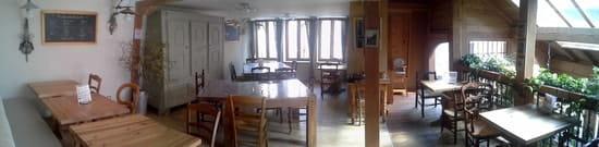 Le Pied Jaune  - salle restaurant -