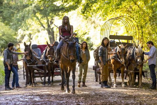 The Walking Dead: une date et une grosse bande-annonce pour la saison 9