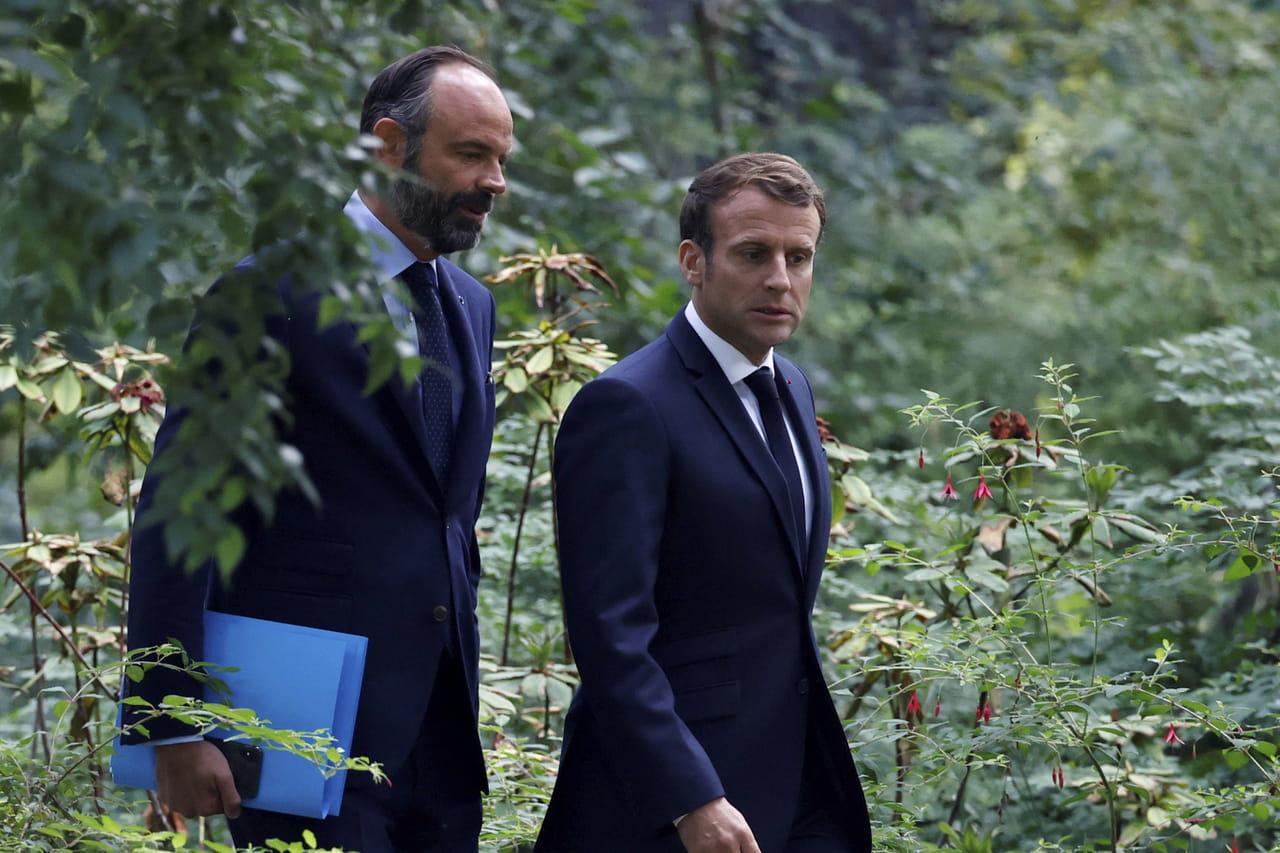 Démission d'Edouard Philippe: Emmanuel Macron a proposé à Édouard Philippe de reconstruire la majorité