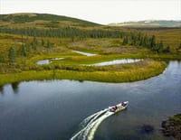Deltas du monde : Le Yukon : le monde sauvage de l'Arctique