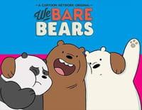 We Bare Bears : Les chut-sticiers