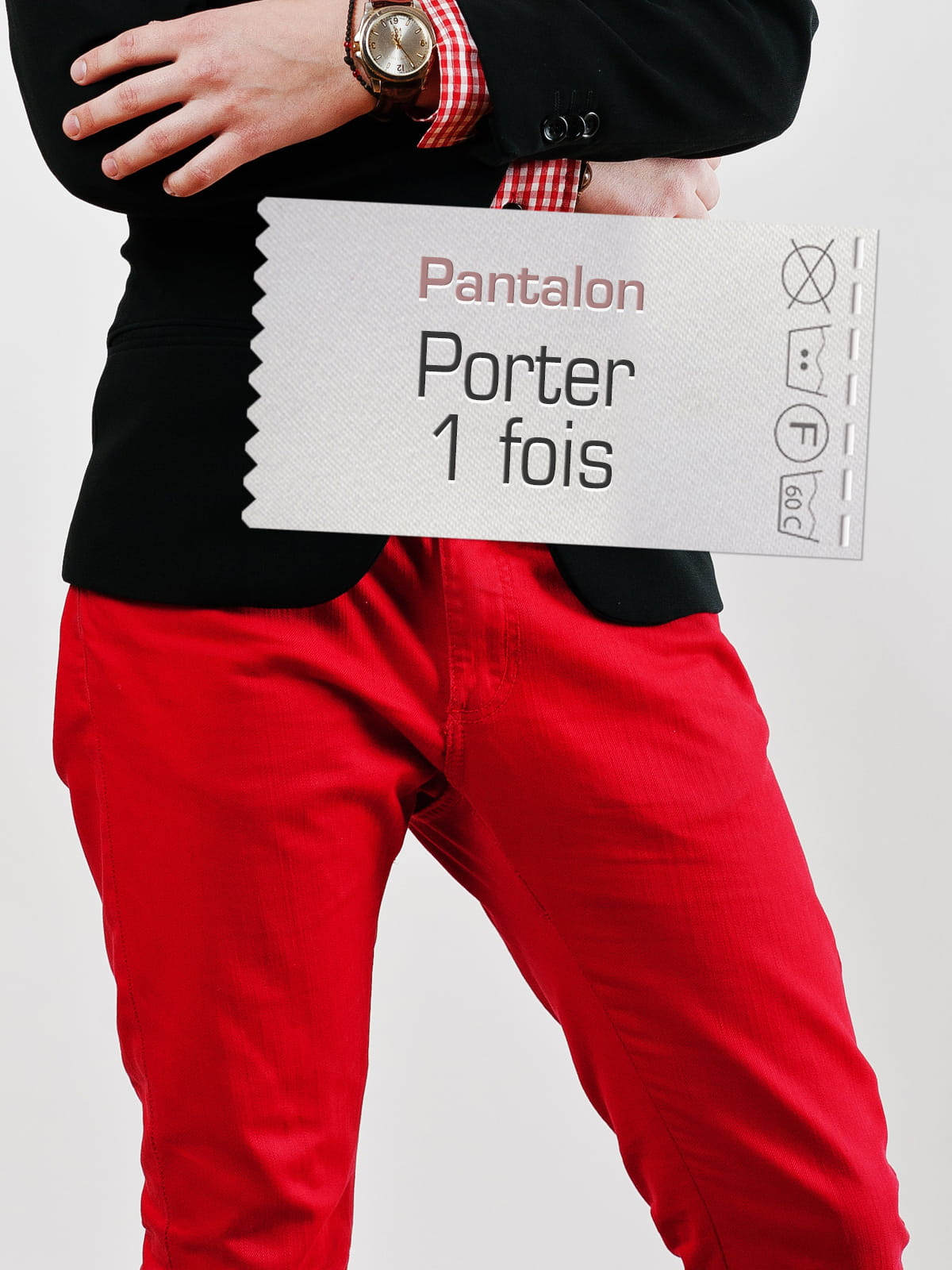 Le pantalon 1 fois ou plus - A quelle temperature laver son linge ...